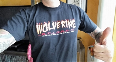 Wolverine Records T-Shirt