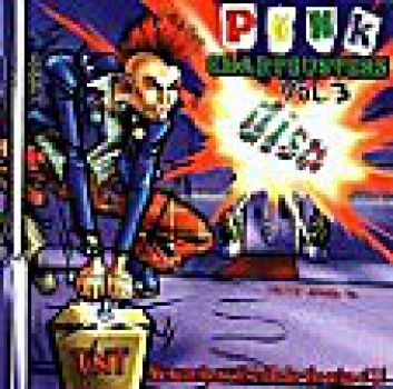 Punk Chartbusters 3 - Compilation DoCD