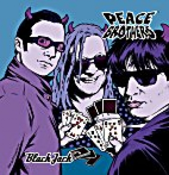Peace Brothers - Black Jack CD