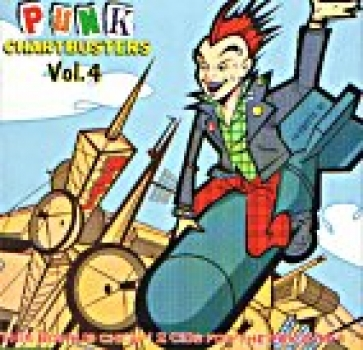 Punk Chartbusters 4 - DoCD