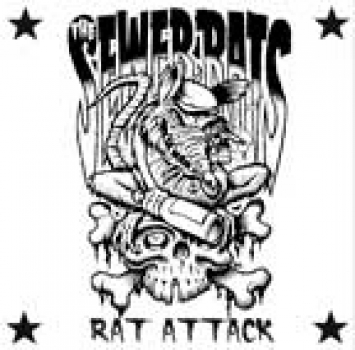 Sewer Rats - Rat Attack LP