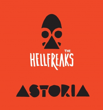 THE HELLFREAKS - Astoria CD