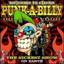 V/A - Welcome to circus Punk-A-Billy CD
